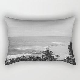 Hawaii Landscape Rectangular Pillow
