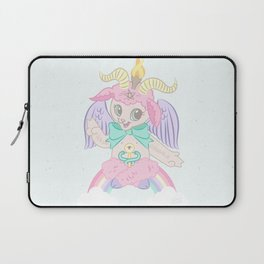 Born Again Satanist Laptop Sleeve