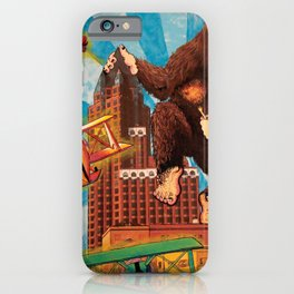 Milwaukee vs. the Super Ape iPhone Case