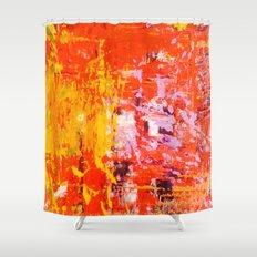 SCRAPE 4 Shower Curtain