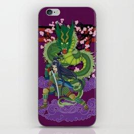 Yimei guardian of dreams iPhone Skin