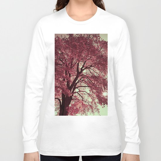 Autumn Blood Long Sleeve T-shirt