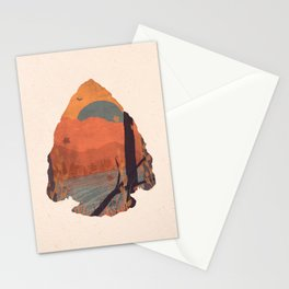 Autumn in the Gorge... - Arrowhead Stationery Cards