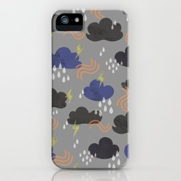 summer weather iPhone Case