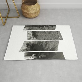 Coulrophobia Woods Rug