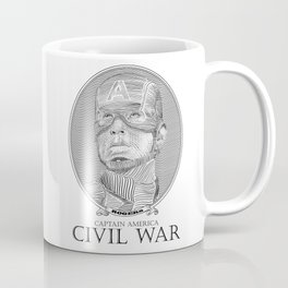 Civil War #1 Coffee Mug