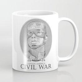 Civil War #1 Coffee Mug