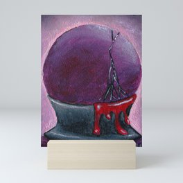 Crystal Ball Mini Art Print