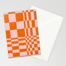 Abstraction_ILLUSION_01 Stationery Cards