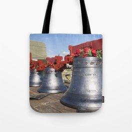 Ring of Bells Tote Bag