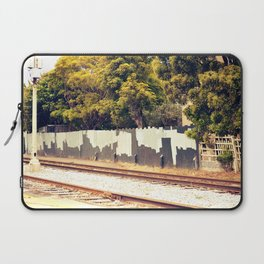 Fence in San Francisco Laptop Sleeve