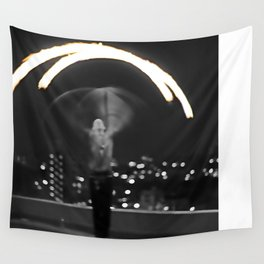 Playing with Fire Wall Tapestry