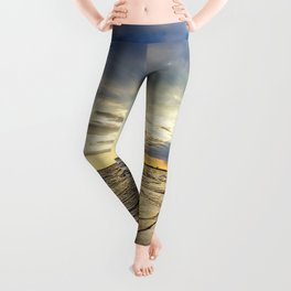 Gulf Coast Shoreline Leggings