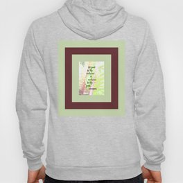 Let food be thy medicine Hoody
