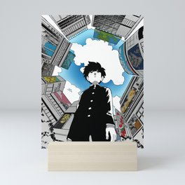Mob 100 v.2 Mini Art Print