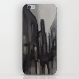 Lowry can you hear, we're still playing 'in the mood' up here iPhone Skin