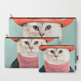 Rodeo Cat Carry-All Pouch