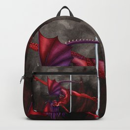 Pole Creatures: Dragon Backpack