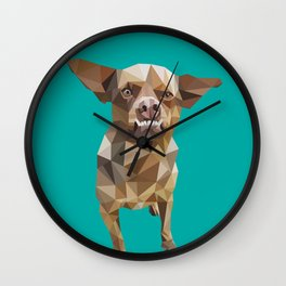 Chilaquil Wall Clock