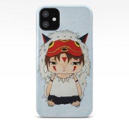 A Girl - Mononoke iPhone Case