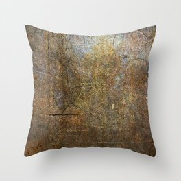 Metalwood 1 Throw Pillow