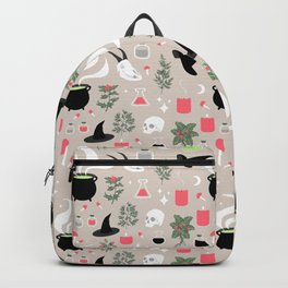 Witchy Pattern - Light Backpack