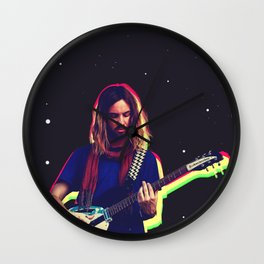 Kevin Parker from Tame Impala Wall Clock