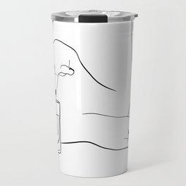 Whiskey Woman Travel Mug