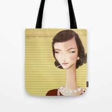 Icons / Coco Tote Bag