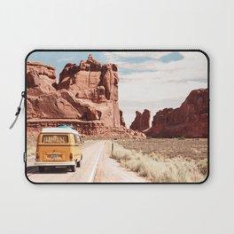 Desert Road Trip Laptop Sleeve