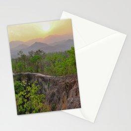 Pai Sunset Stationery Cards