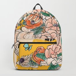 Dawn Bouquet Backpack