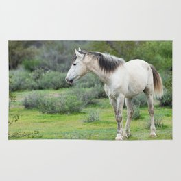 Spirit of the Wild Horses Rug