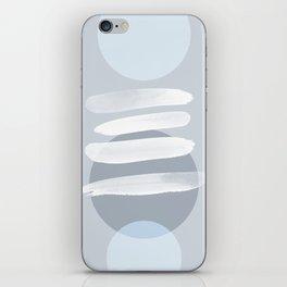 Minimalism 18 X iPhone Skin