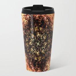 Kaleidoscope - Wood Travel Mug