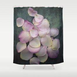 Rose Petals II Shower Curtain