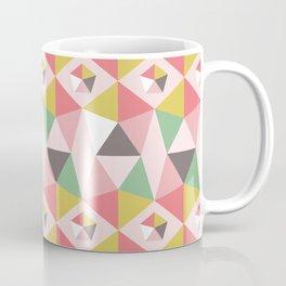 Spring Spirit Pentagons Coffee Mug