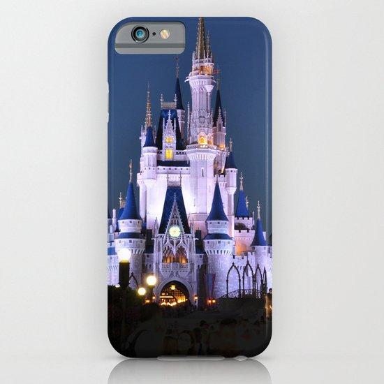 Cinderella's Castle II iPhone & iPod Case