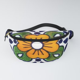 talavera mexican tile Fanny Pack
