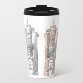 No 1 Poultry London Travel Mug