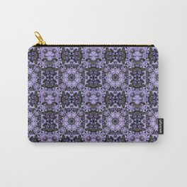 Lavender Field of Dreams Carry-All Pouch