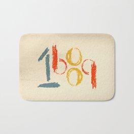 1689 (retro) Bath Mat