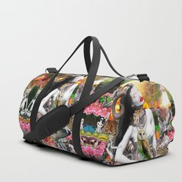 Jungle Melodrama Duffle Bag