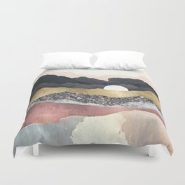 Frost Reflection Duvet Cover