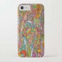 redhead iPhone & iPod Cases featuring Redhead by Kk307 Karyn Deveraux