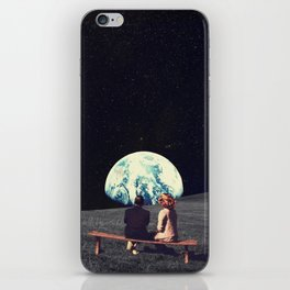 We Used To Live There iPhone Skin