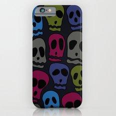 Skulls-3 Slim Case iPhone 6s