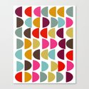 Geometric in Bright Fall Colors by junejournal