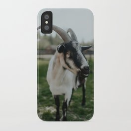 Farley I iPhone Case