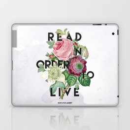 In Order to Live  Laptop & iPad Skin